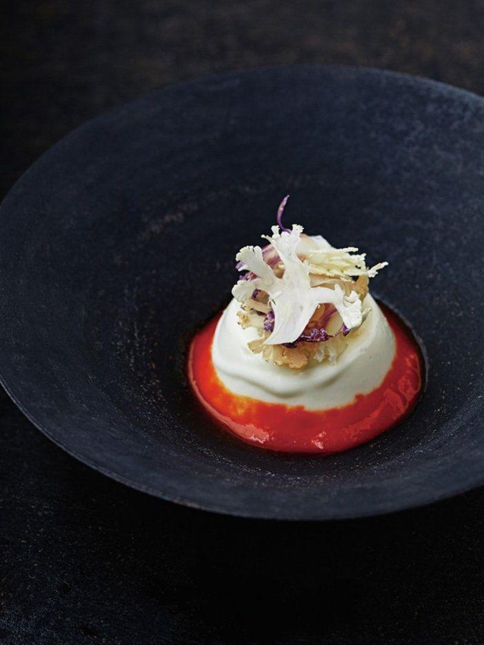 カリフラワーのコクと甘みを存分に堪能できる|『ELLE a table』はおしゃれで簡単なレシピが満載!