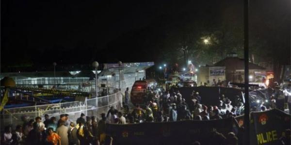 Terrorist mikt in Lahore op  christelijke kinderen en vrouwen