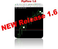 This is a simple but powerful expert advisor for Metatrader 4. PipFlow 1.6 will reduce the stress of trading and give you back that valuable time. Pip Flow 1.6 will be ready to trade whenever the opportunity presents itself for potential profit to your .........!