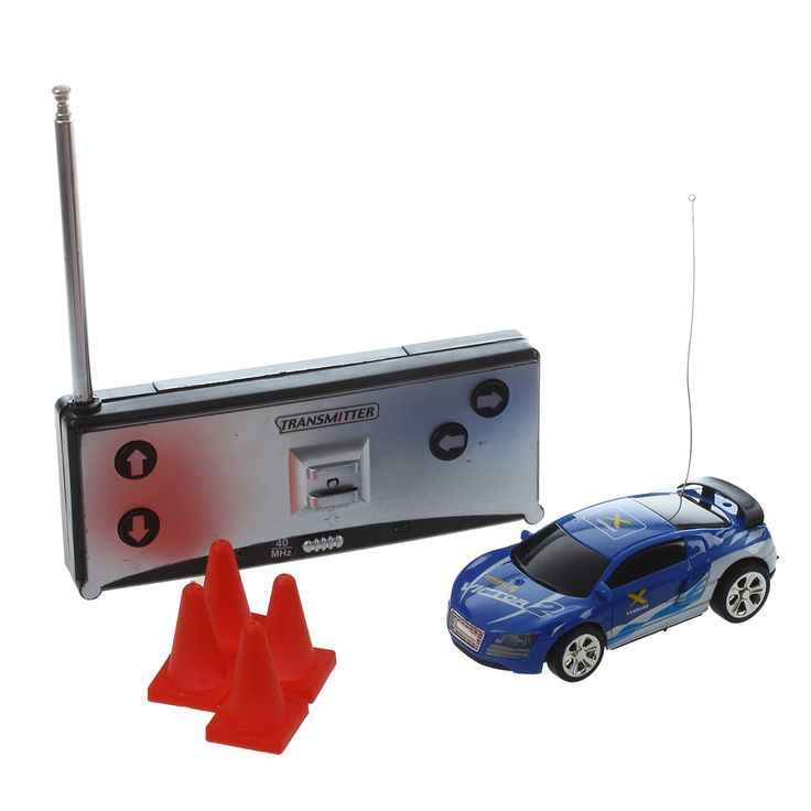 MINI MICRO RC CAR Radio Controlled 1 58 CAN BOX SERIAL SHEN QI WEI white blue. Click visit to buy #RemoteControl #Car