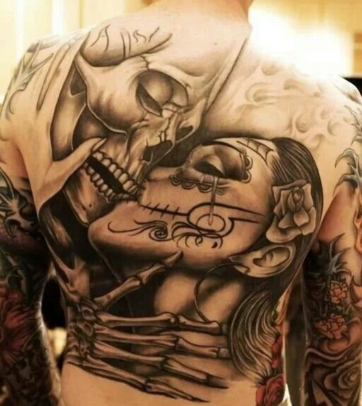 till death do us part drawing on other folks pinterest more till death tattoo and. Black Bedroom Furniture Sets. Home Design Ideas