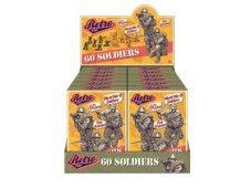 60 Retro Plastic Soldiers