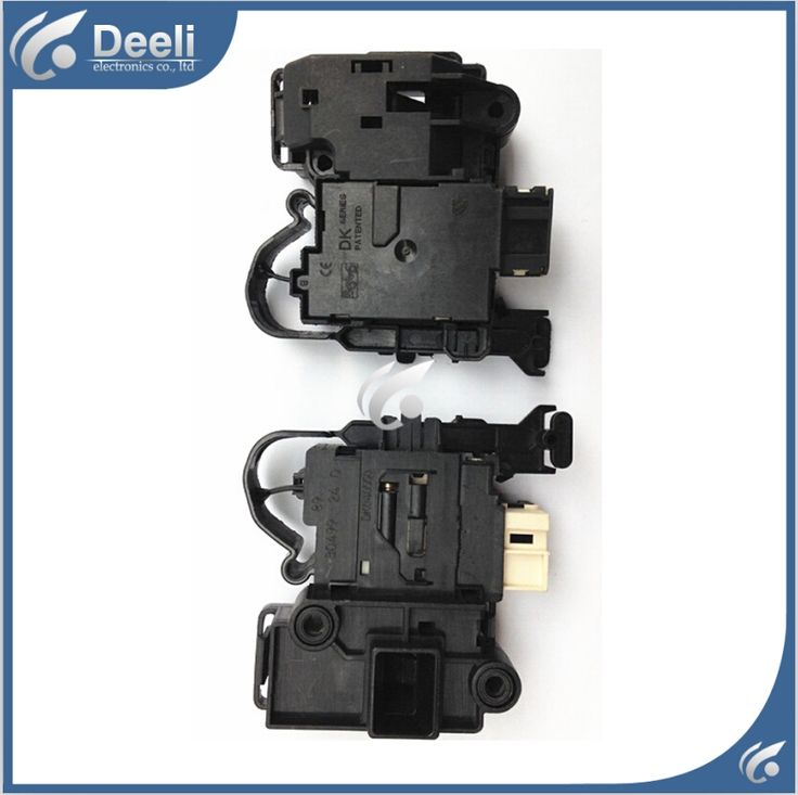 20.00$  Buy now - http://ali2vg.shopchina.info/go.php?t=32656017255 - Original for Sanyo Washing Machine Blade Electronic door lock delay switch  #magazineonlinebeautiful