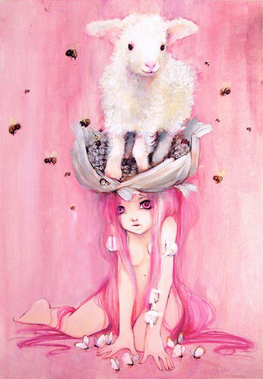 Camilla D'Errico artwork