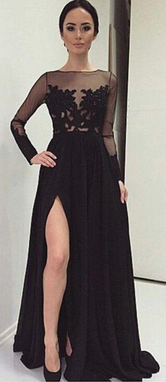 49 besten Prom Dresses Long Bilder auf Pinterest