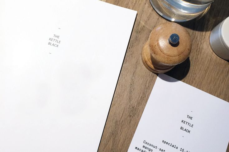The Kettle Black - Melbourne Coffee + Cafe