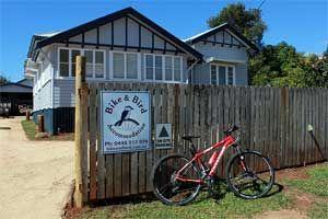 Bike & Bird Accommodation  | Atherton Tablelands | Queensland | Australia