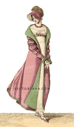 Regency Era 1811-1812 I love Jane Austin and I am interested in anything from that period.