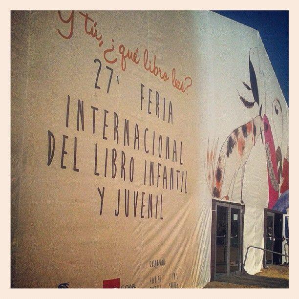Feria Infantil y Juvenial, Santiago. Agosto 2013