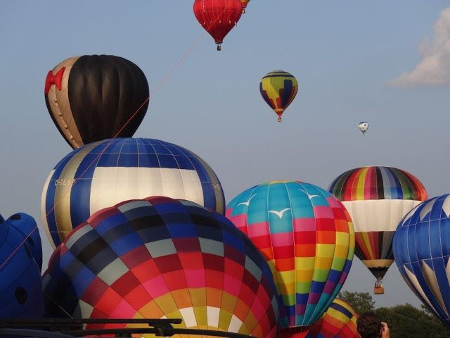 Ask Mama MOE: Hot Air Balloon Festival, St Jean sur Richelieu