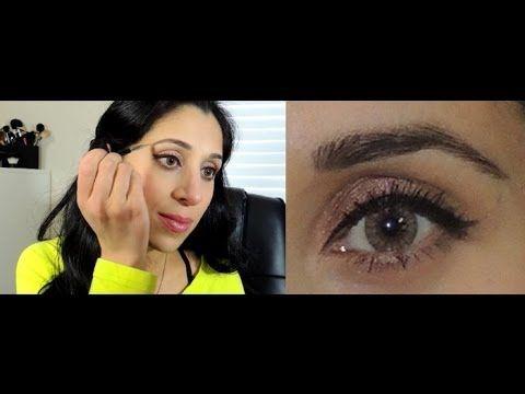 Easy Eyebrow Tutorial (ELF Eyebrow Kit vs Tarte Amazonian Clay Brow Mousse)