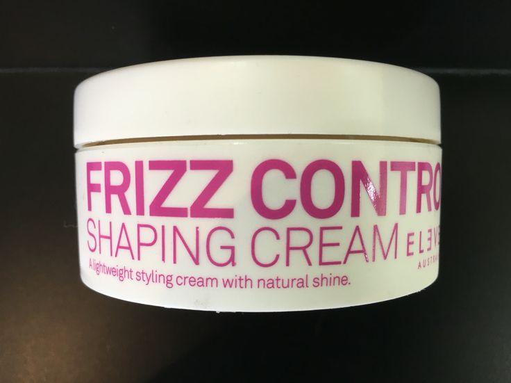 Frizz Control Cream Uptown Hair Studio Eleven Stockist