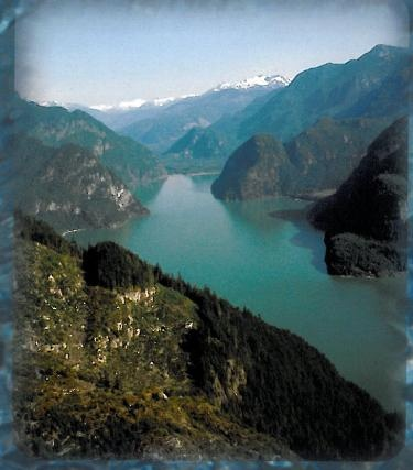 Pitt Lake Natural Wilderness Cruise with pick ups at the Pitt Meadows Airport starting this May!