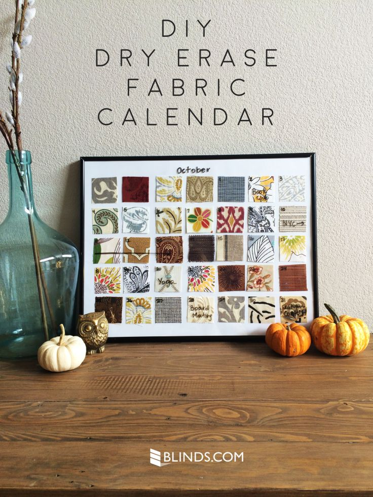 Diy Calendar Supplies : Best images about fall home decor on pinterest