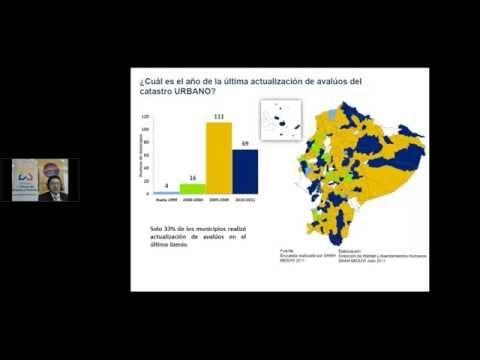 Webinar Urbanismo y Derecho en Ecuador - YouTube