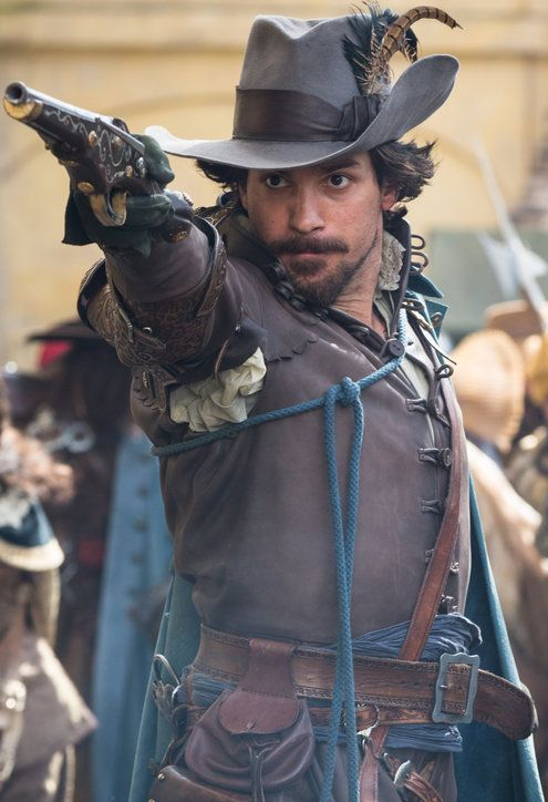 A New Version of 'The Musketeers,' on BBC America
