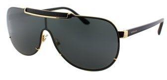 Versace Aviator Metal Sunglasses.