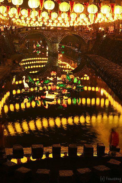 Nagasaki Lantern Festival, Nagasaki city, Japan、長崎県長崎市ーランタンフェスティバル