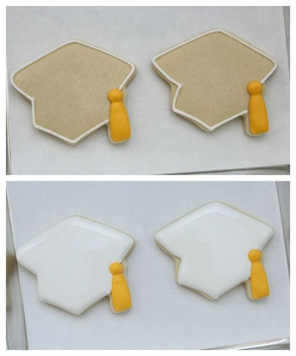 Graduation Cookies Simplified