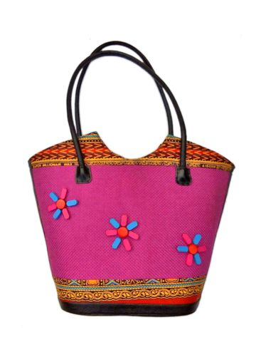 Girls and Ladies Handmade Handbags from Africa