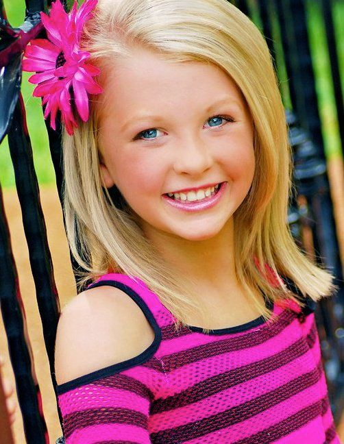 They Grow Up Fast Beauty Pageant Hairstyles For Little