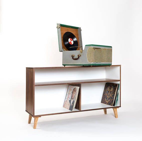 M s de 25 ideas incre bles sobre consola de tocadiscos en pinterest almacenamiento de discos - Mueble para tocadiscos ikea ...