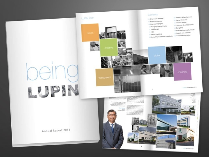 Lupin Annual Report 2011