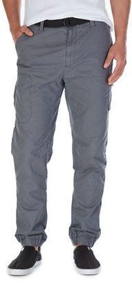 Nautica Slim Fit Tech Cargo Pants - Shop for women's Pants - Black Pants