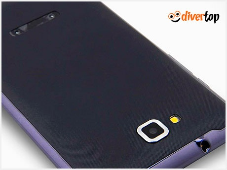 Movil Android 4.0 Notte 5'' Cortex A9 1GHz