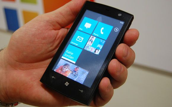 windows phone modern style