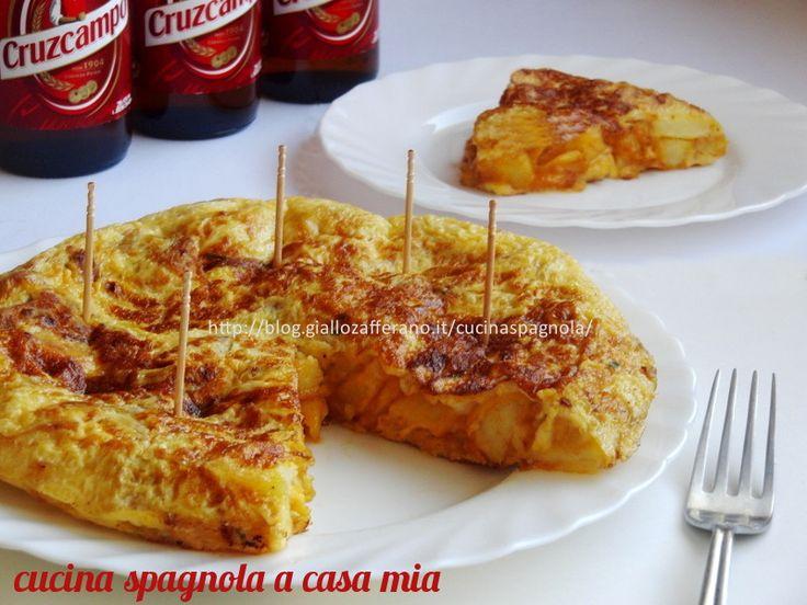 TORTILLA SPAGNOLA, I SEGRETI PER UNA FRITTATA DI PATATE PERFETTA: http://blog.giallozafferano.it/cucinaspagnola/tortilla-spagnola/