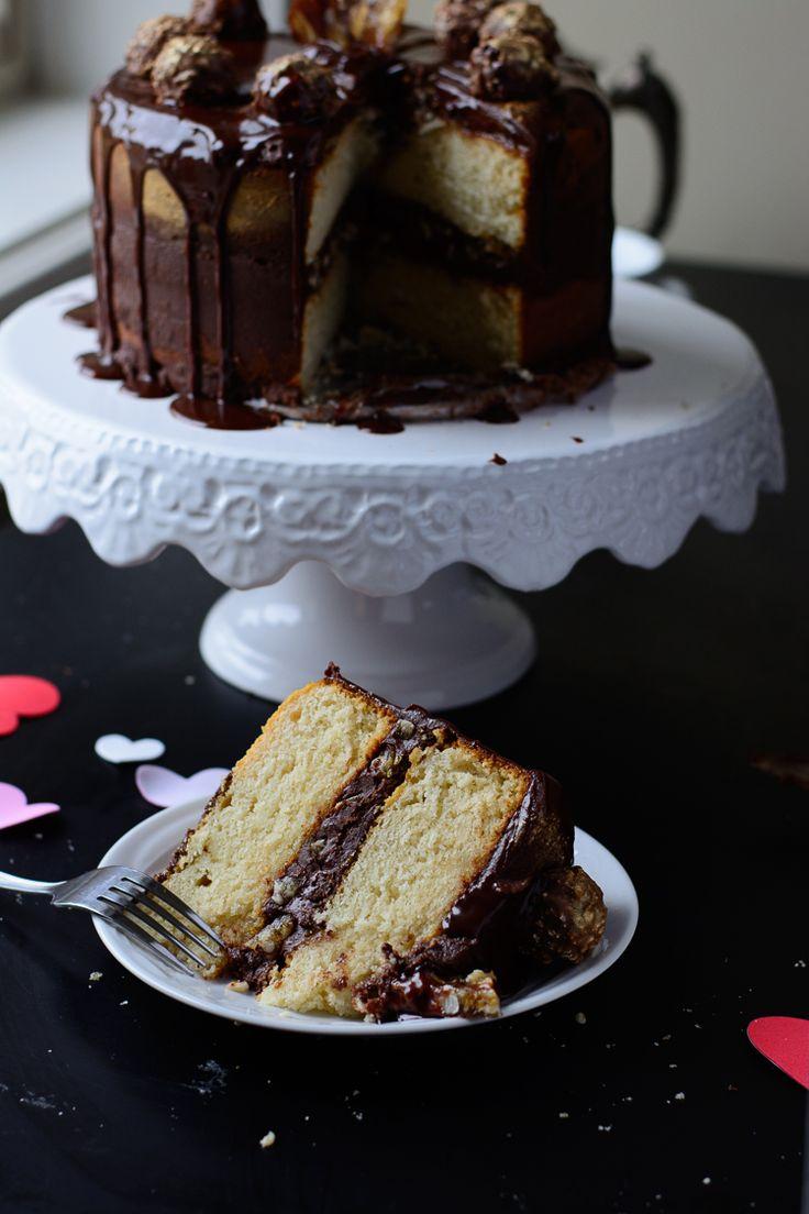 Best Ever White Chocolate Mud Cake Thermomix