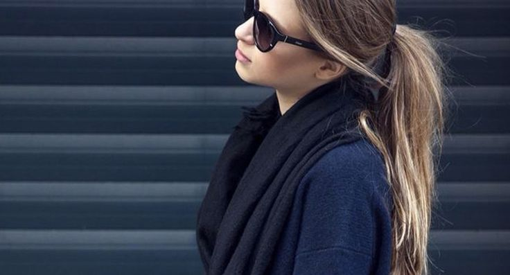 Wow, this is how you make your ponytail look longer. (with one simple trick!)