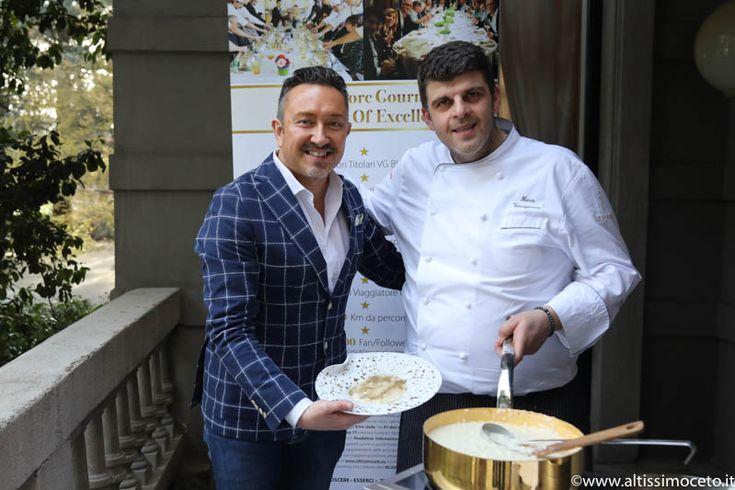 Cartoline dal 644mo Meeting VG dallo #Chef Ilario Vinciguerra nel suo Ilario Vinciguerra Restaurant - 1* #Michelin!  #ViaggiatoreGourmet #AltissimoCeto #LunchoftheWeek