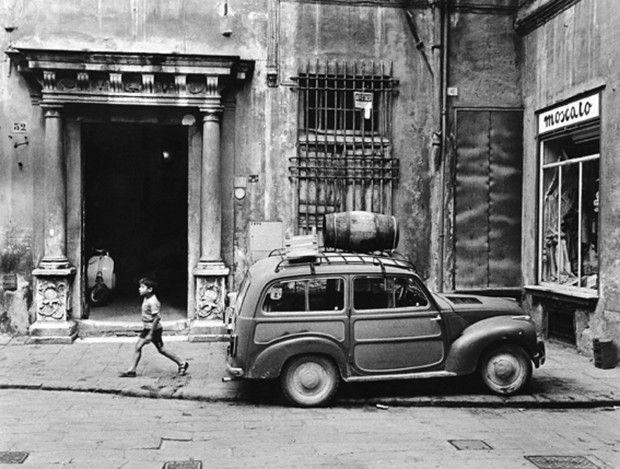 L'album dell'Italia nel dopoguerra: gli scatti di Merisio fanno la storia…