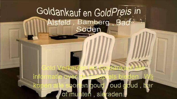 Goldankauf bieden alle live plek van Goldpreis in Alsfeld , Bamberg , Bad Sodan Duitsland . Goldankauf koopt alle soorten goud, munt , zilver , diamant , oud goud , sieraden .http://www.goldankauf-goldwaage.de/
