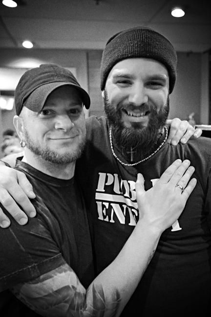 Phil Labonte // All That Remains & Jesse Leach // Killswitch Engage