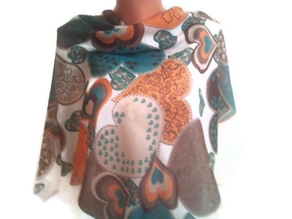 Beautiful colorful scarf Trendyscarf Colorful by TrendyScarf, $13.99