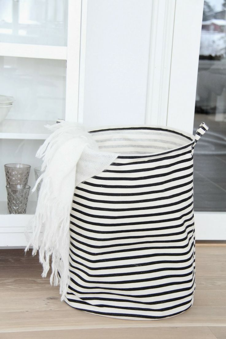 1000 ideas about white laundry basket on pinterest. Black Bedroom Furniture Sets. Home Design Ideas