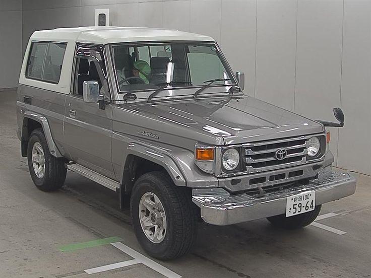2002 toyota Landcruiser 70 series