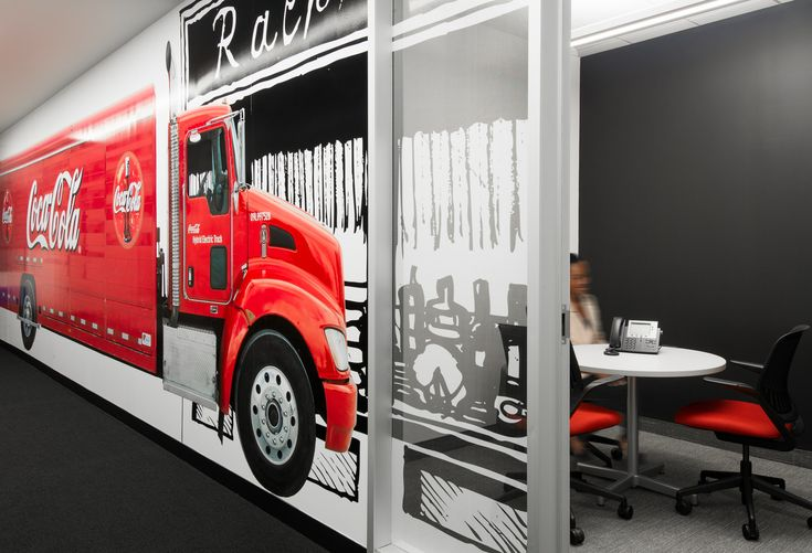 Coca-Cola Office by figure3 - Office Snapshots