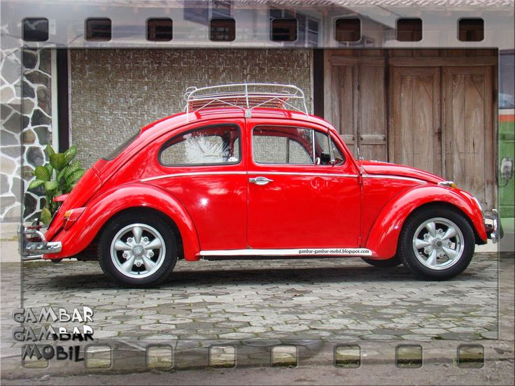 kumpulan gambar mobil vw kodok