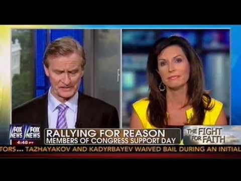 Penny Nance on Fox News says the Age of Enlightenment and Reason led to the Holocaust. Really.