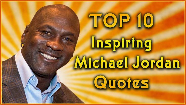 Top 10 Michael Jordan Quotes | Inspirational Quotes