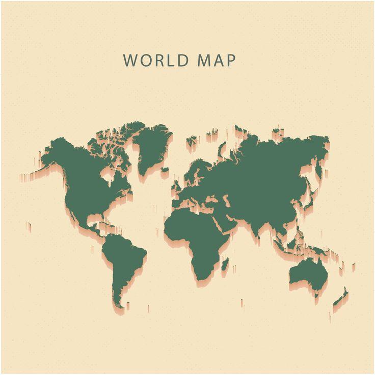 World Map 2017 Vector background Wallpaper 77