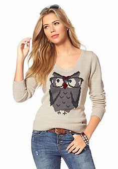 AJC kereknyakú pulóver