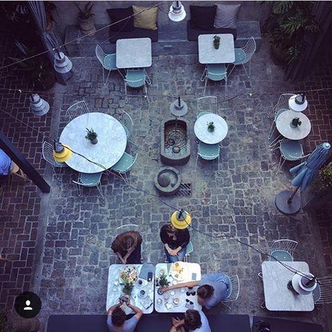 Dinner is ready @brummellkitchen ! Repost @edmomayo  ・・・  New favorite spot #brummell