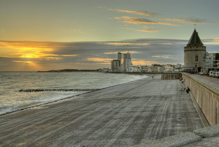Vlissingen, the place I was born and raised.