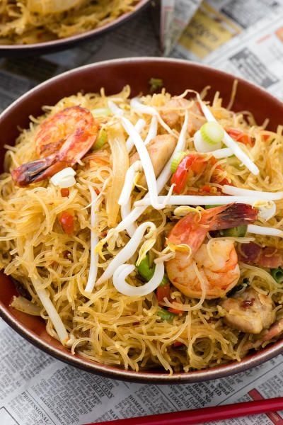 40 best singapore rice noodles images on pinterest chinese food singapore street noodles asian food recipesrecipes forumfinder Images