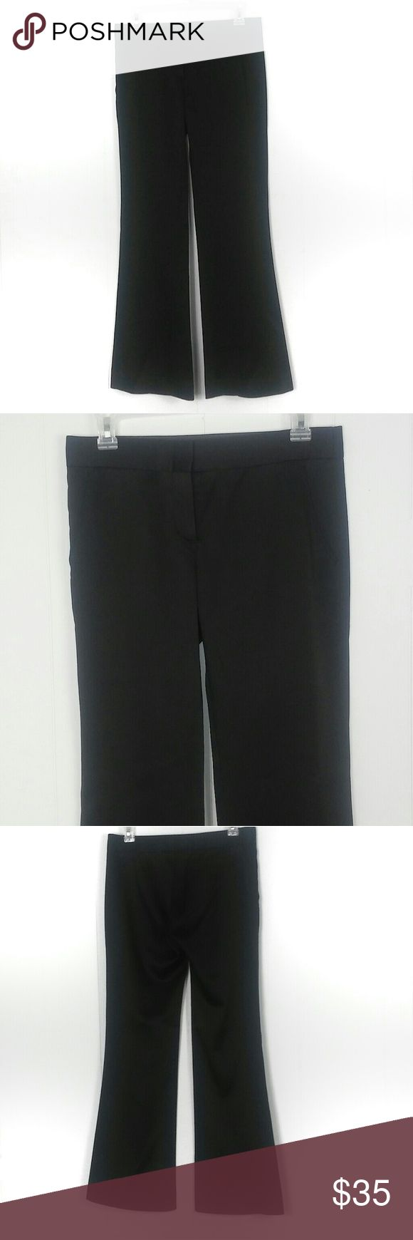 BCBGMAXAZRIA Black Trousers 2 -Preowned/like new -…